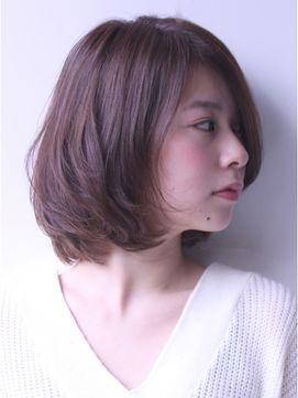 幅広い年齢に人気のボブ☆ - 24時間いつでもWEB予約OK!ヘアスタイル10万点以上掲載!お気に入りの髪型、人気のヘアスタイルを探すならKirei Style[キレイスタイル]で。