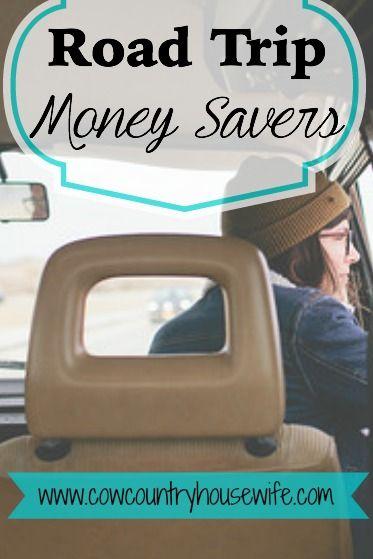 Road Trip Money Savers