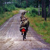 Millaisia muistoja sinulla on Pohjois-Karjalan varuskunnista? Osallistu 30.11.2014 mennessä!