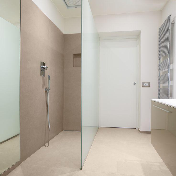 67 besten duschr ckw nde von bilder auf for Badezimmer wandbelag