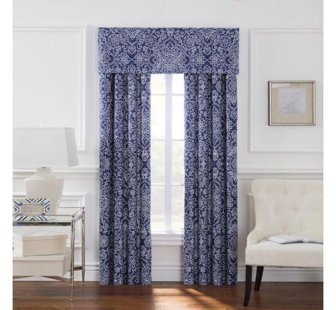 Eva Longoria Home Adana 2 Pack Curtain Panels Windows