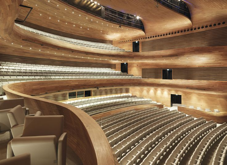 Gallery - Bahrain National Theatre / AS.Architecture Studio - 2