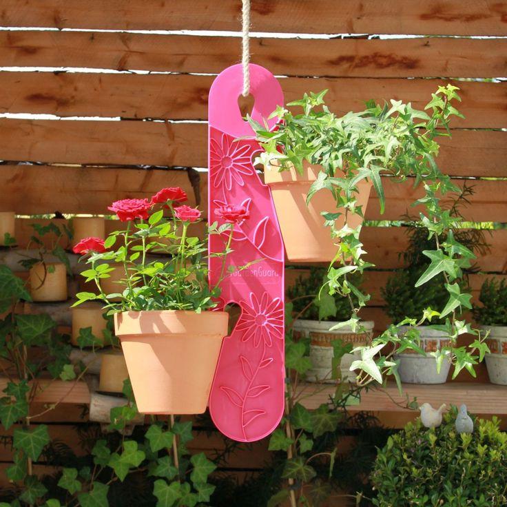 Gardenguard Blumenampel, lila Jetzt bestellen unter: https://moebel.ladendirekt.de/dekoration/dekopflanzen/blumenampeln/?uid=865dd6ea-82cc-52fb-9892-8d83922c6f9a&utm_source=pinterest&utm_medium=pin&utm_campaign=boards #blumenampeln #baumarkt #gewächshäuser #zubehör #dekopflanzen #gartenhäuser #dekoration