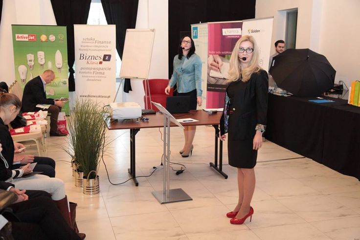 Mazovia Busieness Congress Irmina Przybyłowska