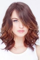 21 Curly Hairstyles and Cuts for Short & Long Hairs 2019