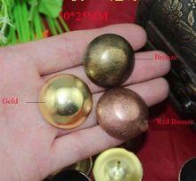 Lots 50 pcs Bronze ameublement Nails meubles décor taille 30 * 25 MM meubles décoratifs broquettes goujons Pins(China (Mainland))
