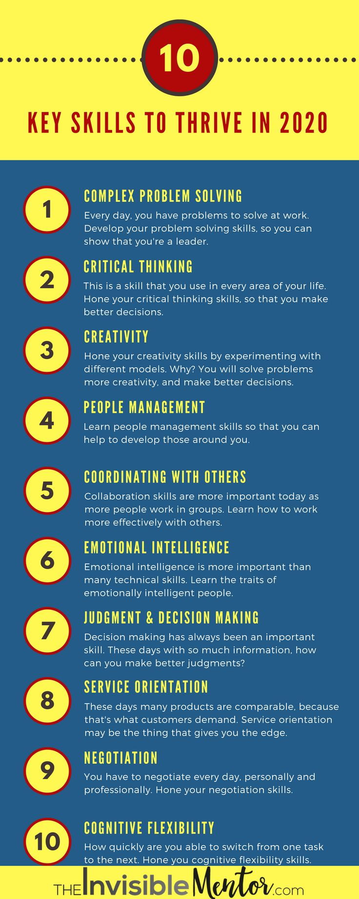 Learning 10 Key Skills For Work Getting Ready To Thrive