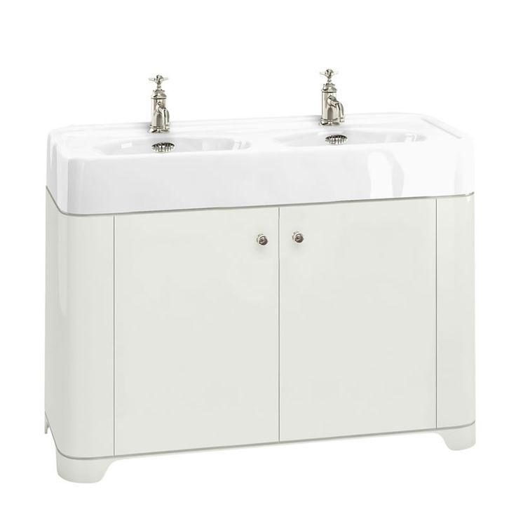 Vanity Units   Arcade Sand 1200mm Vanity Unit Floor Standing without Basin    Nickel Plated Door. Top 25 ideas about Vanity Units on Pinterest   Double sink