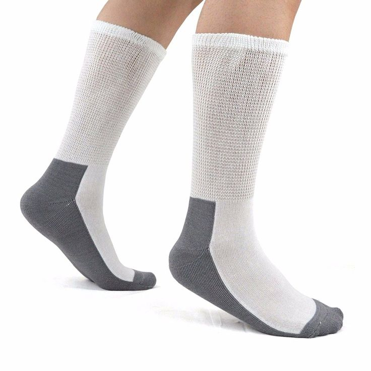 Diabetic Socks (variety of colors) www.Thisthatshop.com