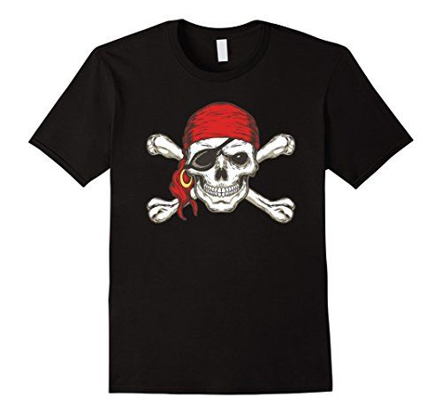Pirate Themed Birthday Party Shirts Jolly Roger Crossbones And Skull T-shirt Pirate Flag Shirts Jolly Roger Pirate Shirt is one of the best Pirates Shirts for any occasion and it will work perfectly for your sons pirate first birthday pirate festival perfect for family pirate night and any pirate theme and even Pirates Baseball team Moms shirt. The logo of this pirate tee is very nice so fly the flag of the skull and crossbones like the pirates in the caribbean somalia of any bay on the…
