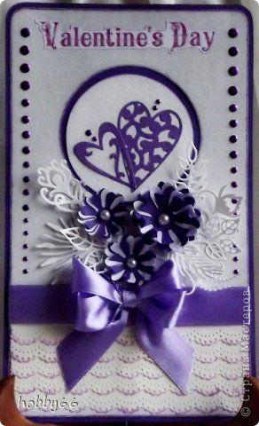 Aplicarea carte de Ziua Îndrăgostiților Câți Îndrăgostiților filare într-o zăpadă februarie Felicitare hârtie carton Scotch fotografie 1 dif...