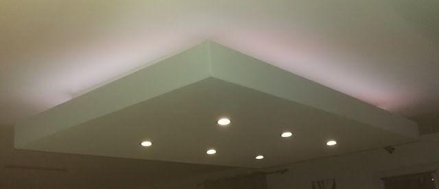 Faux Plafond Retro Eclairage Led Indirect Faux Plafond Plafond Eclairage Led