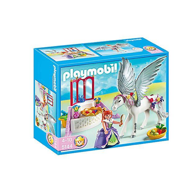 Playmobil 5144 Pegasuspaard met kaptafel 5144? Bestel nu bij wehkamp.nl
