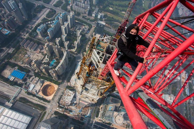 Shenzhen - Remake on Shanghai Tower in Shenzhen.