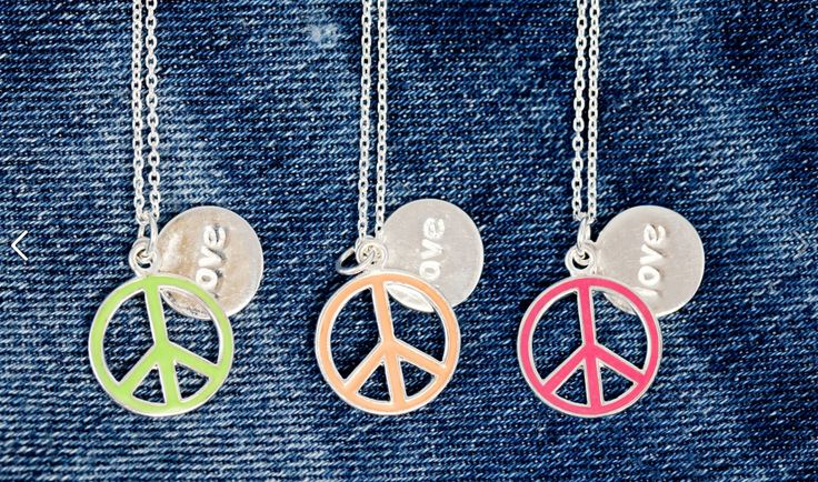 Wild and Free!!  @jacquesandsienna #peace and #love #wordcharm #necklace #kidsaccessories #kidsjewels we ship worldwide