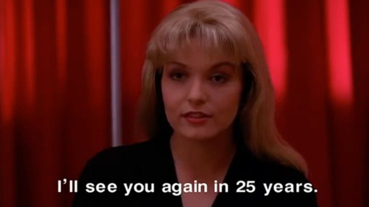 25 years ago, 'Twin Peaks' promised the return of 'Twin Peaks' for June 10th, 2016 -  Twin Peaks is returning for a 9-episode run on Showtime in 2016. Production is set to begin next year.