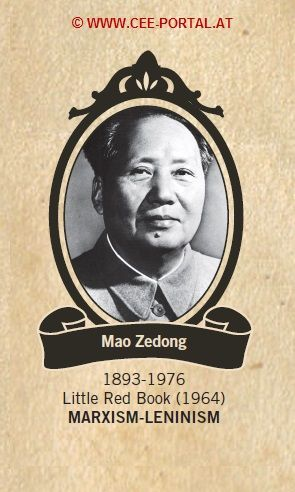 Mao Zedong 1893-1976 Little Red Book (1964) MARXISM-LENINISM
