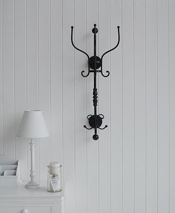 Bentwood metal coat rack for hall storage from The White Lighthouse  Furniture. 22 best Coat Hooks images on Pinterest   Coat hooks  Hallways and