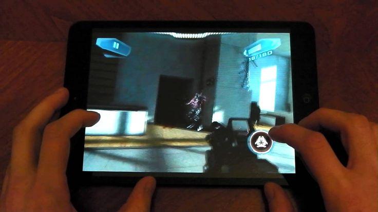 iPad Mini  - Gaming Performance - Review - HD (+playlist)
