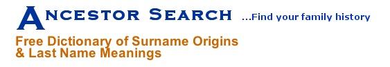 Surname Database