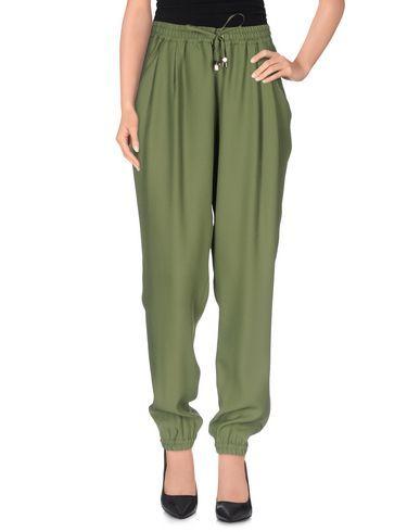 Prezzi e Sconti: #Magazzini del sale pantalone donna Verde militare  ad Euro 44.00 in #Magazzini del sale #Donna pantaloni pantaloni