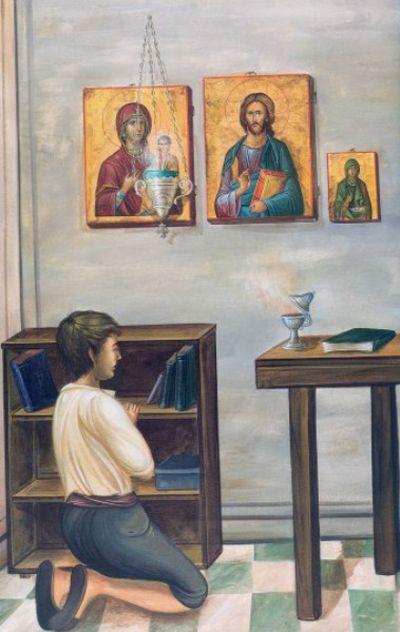 Ελληνικά και Ορθόδοξα: Προσευχή στον Κύριο – Σε ευχαριστώ για το δώρο του...