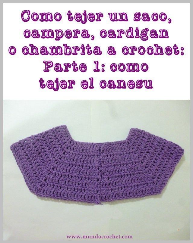 158 best Labores crochet images on Pinterest | Knit crochet ...