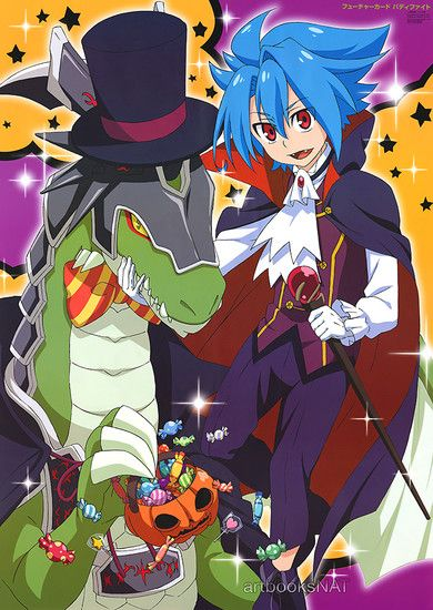 Happy Halloween, Anime-Style - Interest - Anime News Network (Future Card Buddyfight)