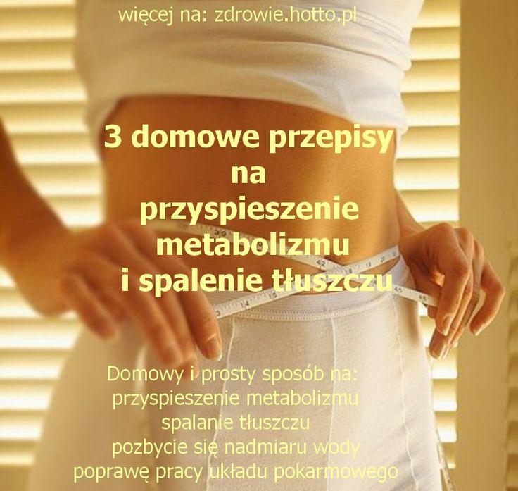 Jak przyspieszyć metabolizm i spalić tłuszcz. 3 domowe odchudzające napoje