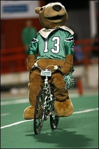 GAINER THE GOPHER | Saskatchewan Roughriders