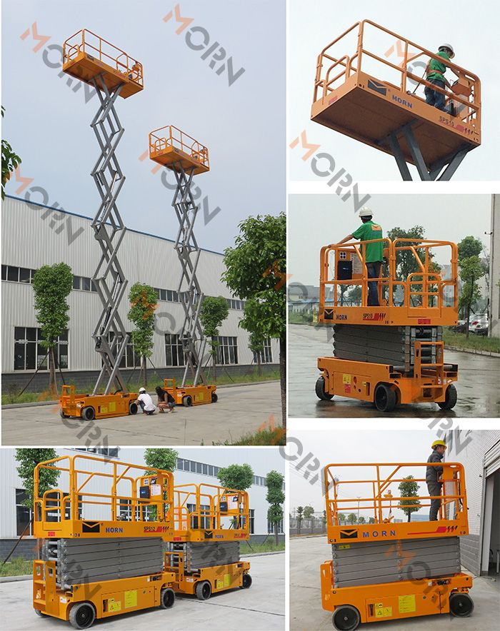 10m 12m self propelled scissor lift test. Free to contact us if any need.  Emai: mf@sinicmech.com Skype: mf.sinicmech.com