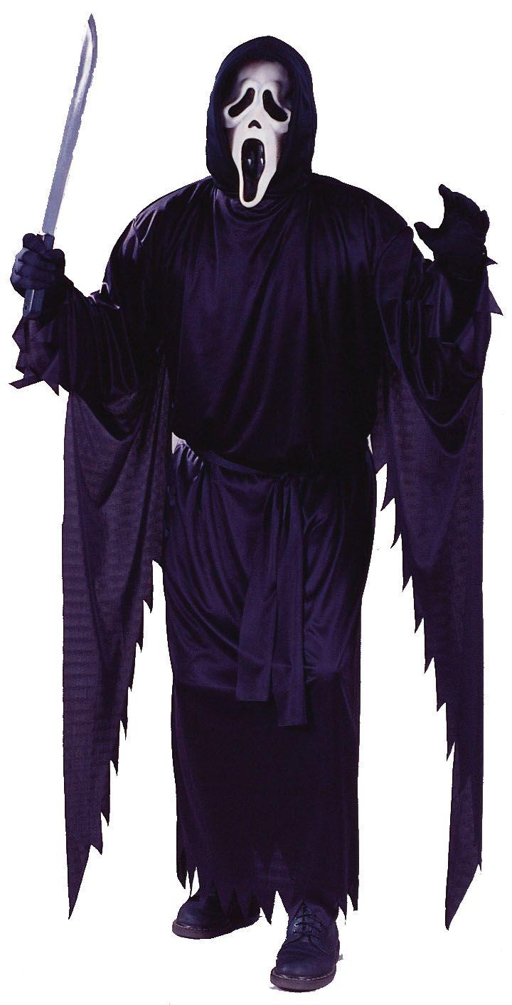 Adult Scream Costume  #Halloween #Costumes #HalloweenCostumesForFamily Sherman Financial Group