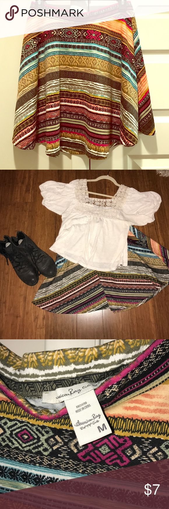 American Rag skirt American Rag skirt. Complete outfit in my closet! American Rag Skirts