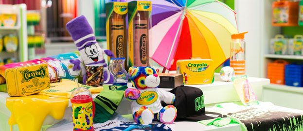 Crayola Store | crayolaexperience.com