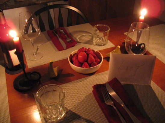 17 Best Images About Romantic Dinner Decor Ideas On