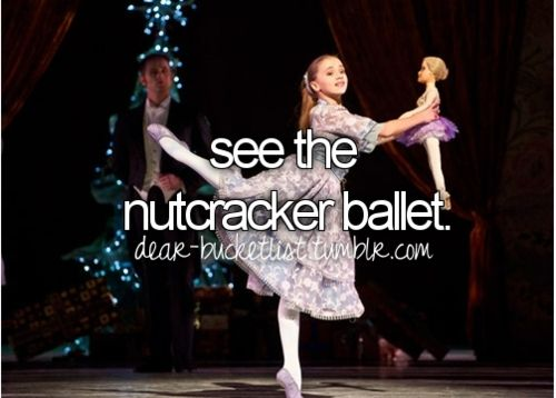 I have danced in the Nutcracker, and the music never fails to take me to that same place. I have also seen the Nutcracker performed by both the Nashville Ballet and Ballet Idaho.