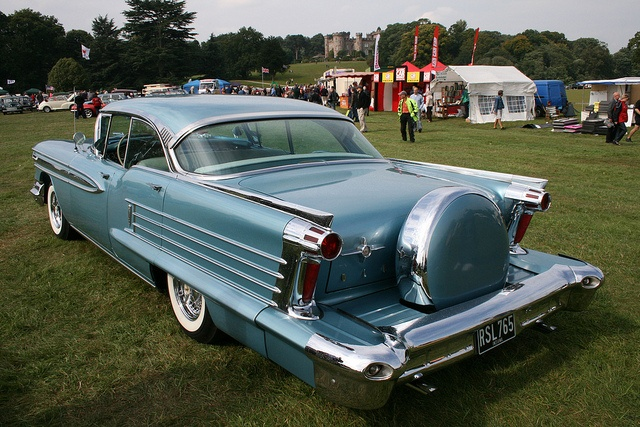 Antique Chevy Trucks For Sale 1958 Oldsmobile Super 88 Holiday Sedan with continental ...