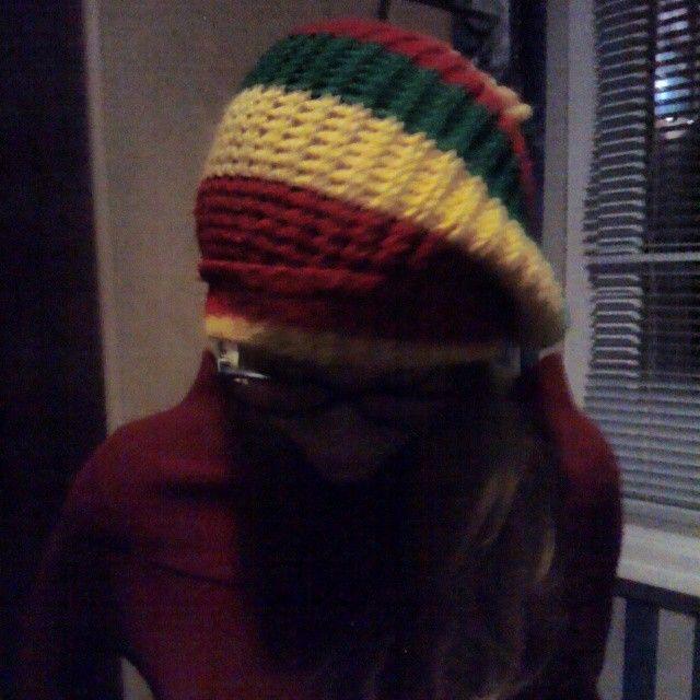 #rasta #rastafari #red #yellow #green #cap #girl #rastagirl #jamaican #jamaicangirl #african #africangirl #onelove