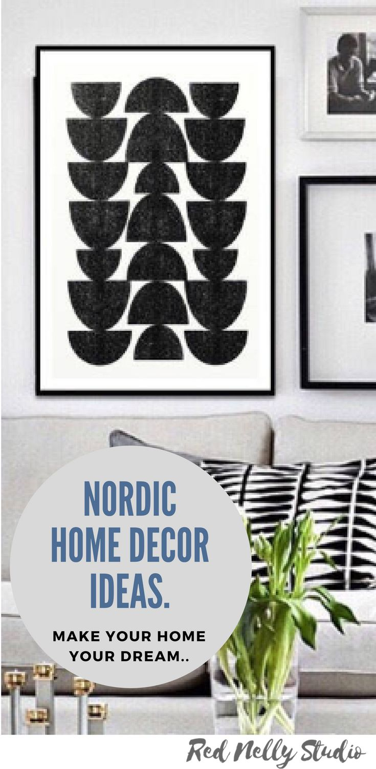 Pin now and browse later! My passion is nordic and abstract home decor. I bring you home decor that you can enjoy at an instant! Right now, wherever you are on this beautiful planet. My work is an amazing value for money and of a super dooper high quality. Have a browse at my etsy shop for more fantastic prints like this.. :)
