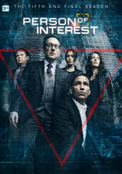 Person of Interest (2011- 2016) Stars: Jim Caviezel, Kevin Chapman, Michael Emerson, Amy Acker, Taraji P. Henson, Sarah Shahi