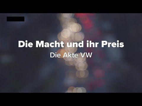 Die Macht und ihr Preis - Die Akte VW ✪Doku✪