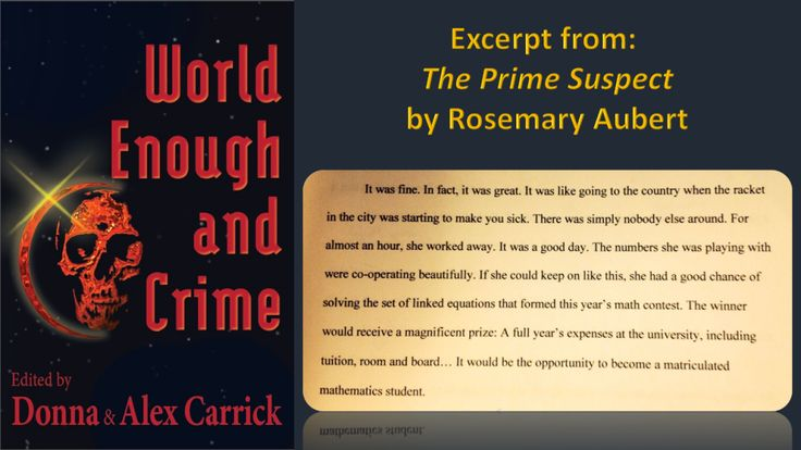 The Prime Suspect by Rosemary Aubert