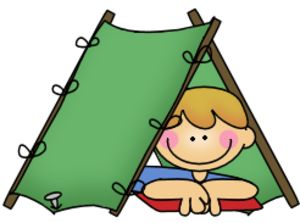 Boy Scout Camping Clipart Jpg