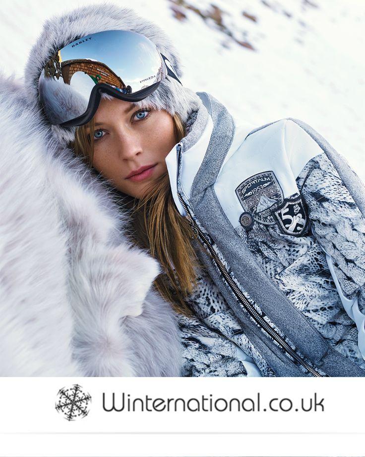 Bely ski jacket by Sportalm