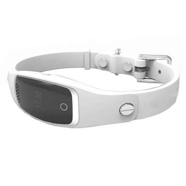 Mini Waterproof Silicon Pets Collar GPS Tracker Real time Locator GPS+LBS+WIFI Locator