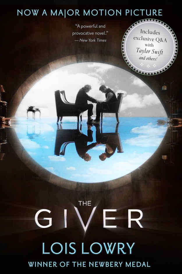 1. Author Lois Lowry was inspired to write The Giver because of her late father's illness.