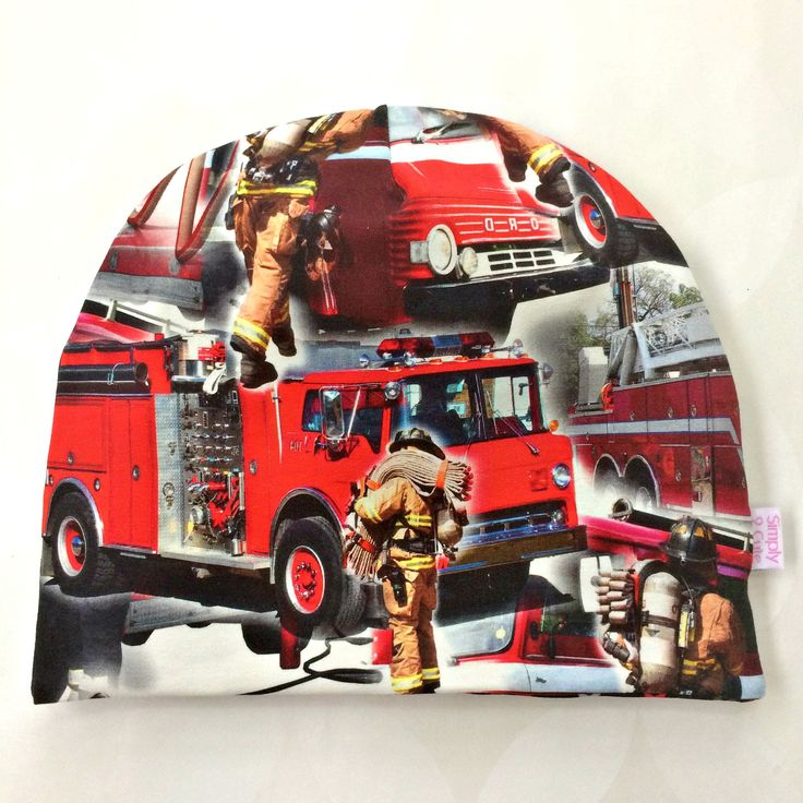A personal favourite from my Etsy shop https://www.etsy.com/se-en/listing/545921686/childrens-fireman-beanie-toddler-beanie