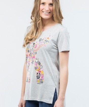 Deha PRINTED T-SHIRT - CAMISETAS Y TOPS - Camisetas EE051