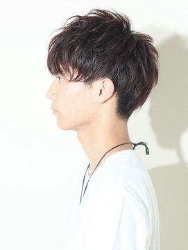 ショートマッシュSIDEシルエット☆CIEL HairSalon 渡邊大樹