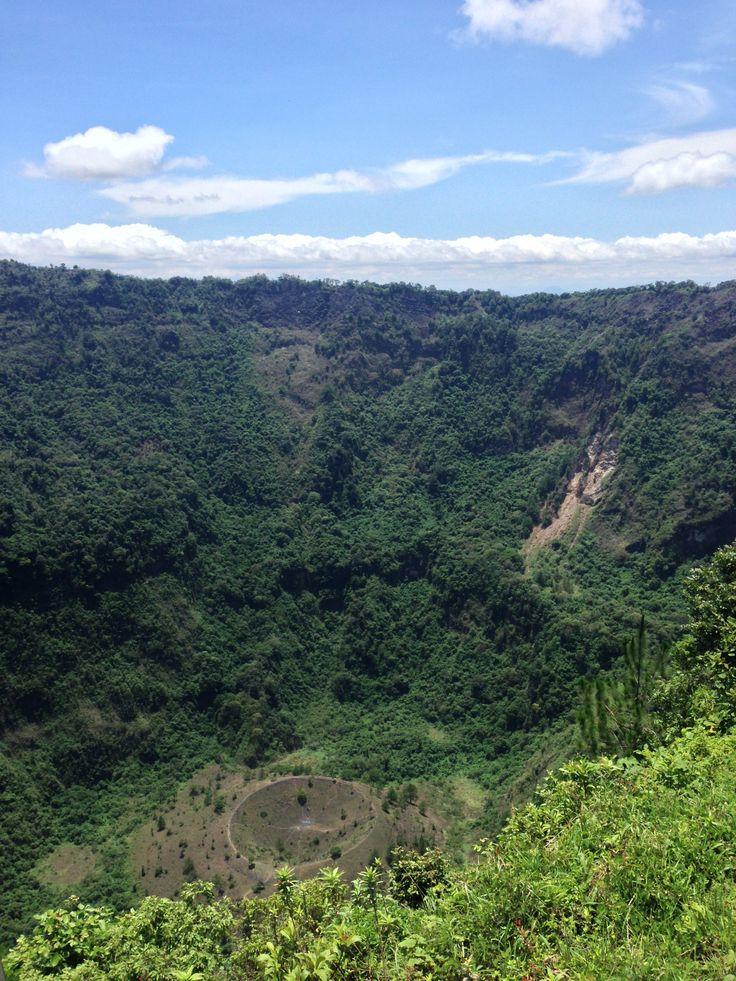 Volcan de San Salvador or El Boqueron